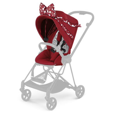 CYBEX by Jeremy Scott Mios Seat Pack Petticoat Red2021 - 4