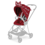 CYBEX by Jeremy Scott Mios Seat Pack Petticoat Red2021 - 4/6