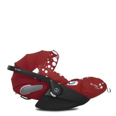 Autosedačka CYBEX by Jeremy Scott Cloud Z i-Size Petticoat Red 2021 - 4