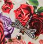 Dětské nosítko CYBEX Yema Tie Fashion Spring Blossom 2021, light - 4/5