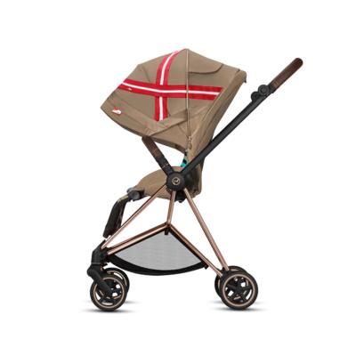 Kočárek CYBEX by Karolina Kurkova Mios Seat Pack 2021 včetně korby - 4