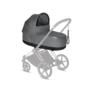 Kočárek CYBEX Priam Chrome Black Seat Pack PLUS 2021 včetně korby - 4/7