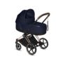 Kočárek CYBEX Set Priam Rosegold Seat Pack PLUS 2021  včetně Cloud Z i-Size PLUS, midnight blue - 4/7