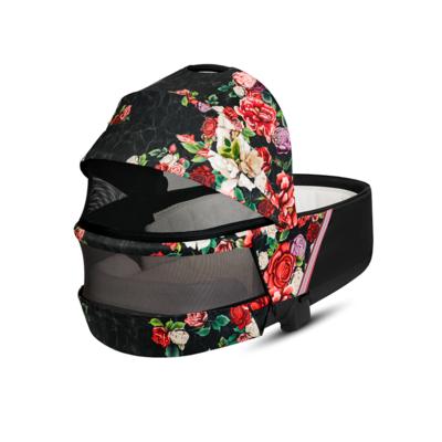 Hluboká korba CYBEX Priam Lux Carry Cot Fashion Spring Blossom 2021 - 4