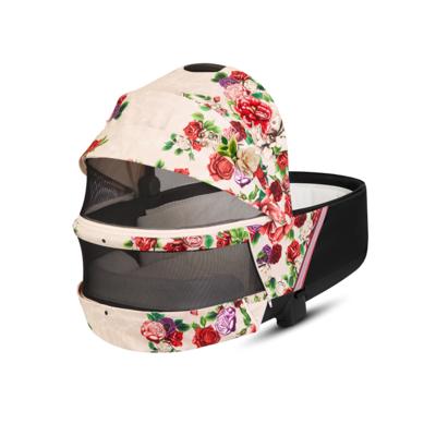 Kočárek CYBEX Set Priam Lux Seat Fashion Spring Blossom 2021 včetně autosedačky - 4