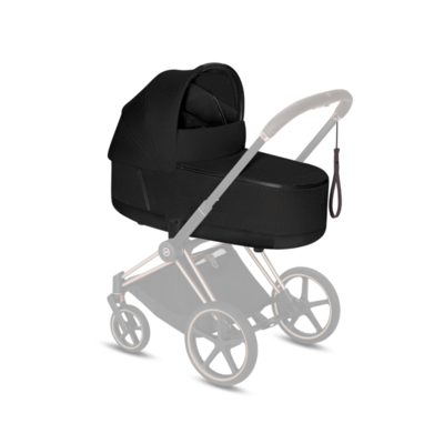 Kočárek CYBEX Set Priam Matt Black Seat Pack PLUS 2021 včetně Cloud Z i-Size PLUS - 4