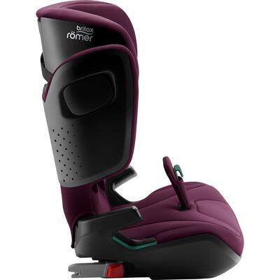 Autosedačka BRITAX RÖMER Kidfix i-Size 2022, burgundy red - 4