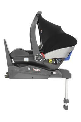 Autosedačka BABYSTYLE Capsule Infant i-Size 2021 - 4