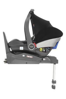 Autosedačka BABYSTYLE Capsule Infant i-Size 2021, berry - 4
