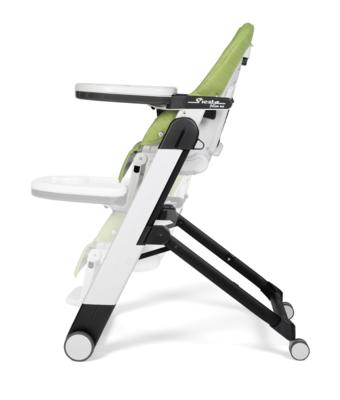 Jídelní židlička PEG PÉREGO Siesta Follow Me 2021 + DÁREK, wonder green - 4
