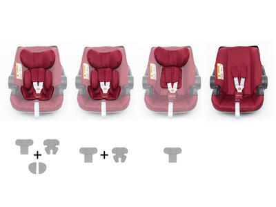 Autosedačka ZOPA X1 Plus i-Size set včetně báze 2021 - 4