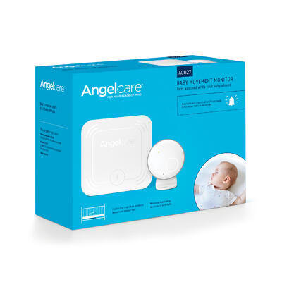 ANGELCARE AC027 Monitor pohybu dechu 2021 - 4