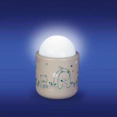Automatické noční světlo PABOBO Nomade Gift Box Bunny 2019 - 4