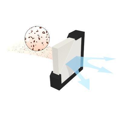 Náhradní HEPA filtr BABYMOOV ke sterilizátoru Turbo Pure 2020 - 4