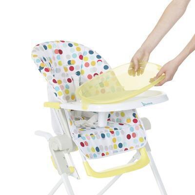 Jídelní židlička BADABULLE Compact Chair 2021 - 4