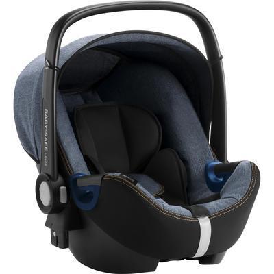 Autosedačka BRITAX RÖMER Baby-Safe2 i-Size Premium Line 2021, blue marble - 4