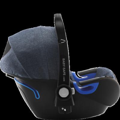 Autosedačka BRITAX RÖMER Baby-Safe i-Size Premium Line 2018, blue marble - 4