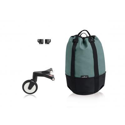 Pojízdná taška BABYZEN Yoyo+ 2019, aqua - 4