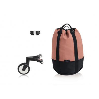 Pojízdná taška BABYZEN YOYO+, ginger - 4