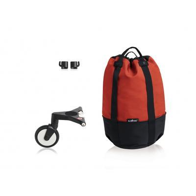Pojízdná taška BABYZEN Yoyo+ 2019, red - 4