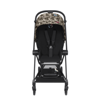 Kočárek CYBEX Set Mios Black Fashion Butterfly 2018 - 4
