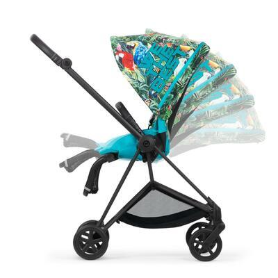 CYBEX by DJ Khaled Mios Seat Pack We the Best Blue 2021 - 4