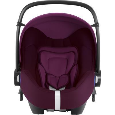 Autosedačka BRITAX RÖMER Baby-Safe2 i-Size Bundle Flex Premium Line 2021, burgundy red - 4