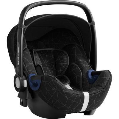 Autosedačka BRITAX RÖMER Baby-Safe2 i-Size Premium Line 2021, crystal black - 4