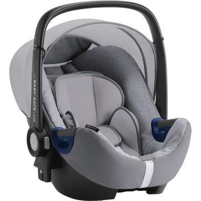Autosedačka BRITAX RÖMER Baby-Safe2 i-Size Premium Line 2021, grey marble - 4