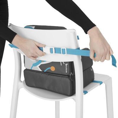 Přenosná jídelní židlička BADABULLE Yummy Travel 2021 - 4
