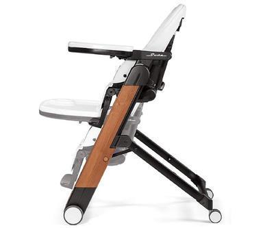 Jídelní židlička PEG PÉREGO Siesta Follow Me 2021 + DÁREK, ginger grey - 4