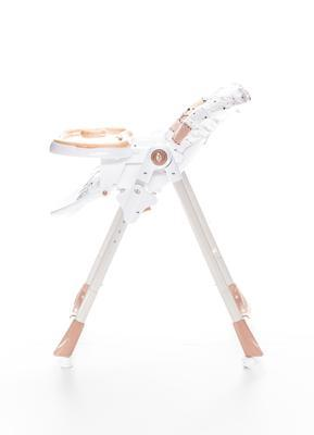 Jídelní židlička ZOPA Monti 2021, animal beige - 4
