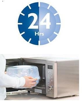 Sterilizátor AVENT do mikrovlnné trouby 2021 - 4