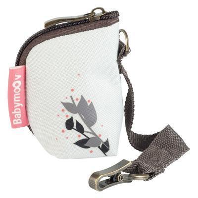 Přebalovací taška BABYMOOV Baby Style 2021, natural - 4