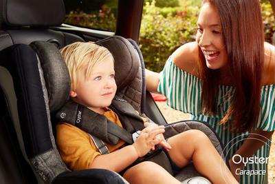 Autosedačka BABYSTYLE Carapace Toddler i-Size 2019 - 4