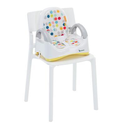Přenosná jídelní židlička BADABULLE Comfort 2021 - 4