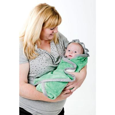 Zavinovačka LODGER Wrapper Cotton Newborn 2017, anise - 4