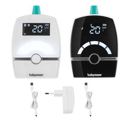 Baby monitor BABYMOOV Premium Care Digital Green 2021 - 4