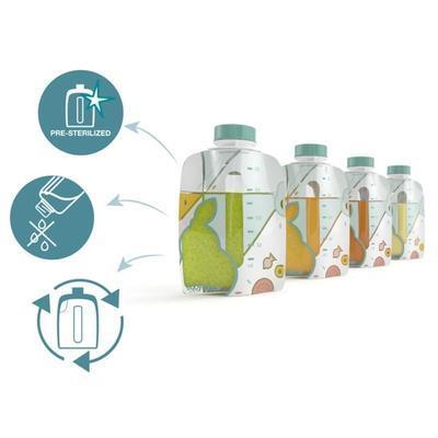Multifunkční přístroj BABYMOOV Nutribaby+ + Foodii 2020 - 4