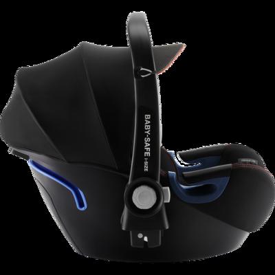 Autosedačka BRITAX RÖMER Baby-Safe2 i-Size Bundle Flex Premium Line 2021, cool flow black - 5