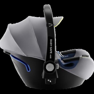 Autosedačka BRITAX RÖMER Baby-Safe2 i-Size Bundle Flex Premium Line 2021, cool flow silver - 5
