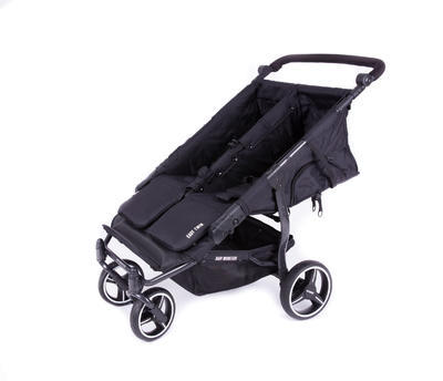 Kočárek BABY MONSTERS Easy Twin Black Colour Pack 2020 - 5