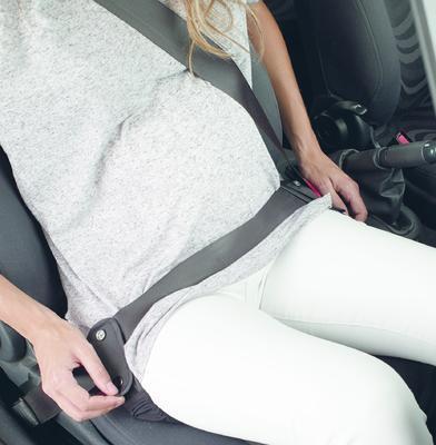 Bezpečnostní pás pro těhotné JANÉ Safe Belt 2019 - 5