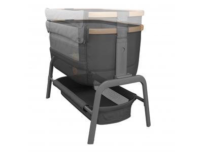 Přenosná postýlka MAXI-COSI Iora Essential 2021, graphite - 5