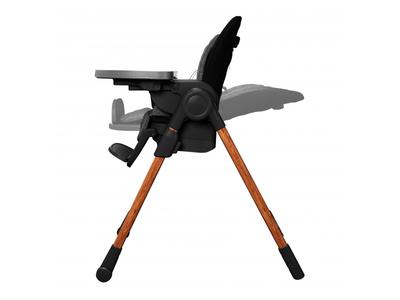 Rostoucí jídelní židlička MAXI-COSI Minla 6v1 Essential 2021, graphite - 5