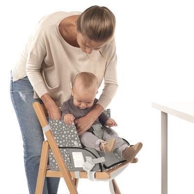 Jídelní židle-taška JANÉ Avant Bag s bočními kapsami 2020 - 5