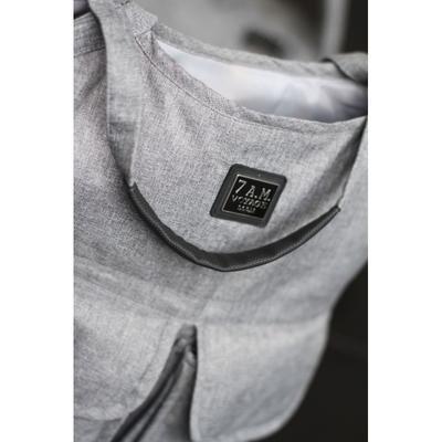 Taška 7 A.M.ENFANT Barcelona 2018, heather grey - 5
