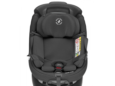 Autosedačka MAXI-COSI AxissFix Plus 2021, authentic black - 5