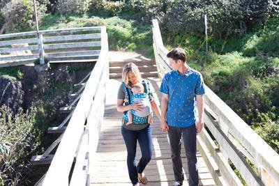 Nosítko TULA Baby Free-to-Grow Coast 2021 - 5