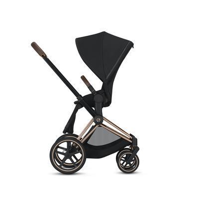 Kočárek CYBEX Priam Chrome Brown Seat Pack PLUS 2021 - 5